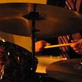 Jazz Drums by Anita Burgermeister