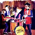 Jazz by Frank Hunter