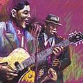 Jazz Guitarist Duet by Yuriy Shevchuk