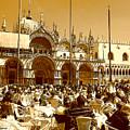 Jazz In Piazza San Marco by Ramona Matei