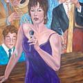 Jazz Lady by Bonnie Peacher