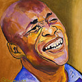 Jazz Man by Pat Saunders-White