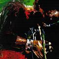 Jazz Miles Davis 1 by Yuriy  Shevchuk