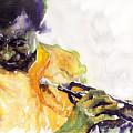 Jazz Miles Davis 7 by Yuriy  Shevchuk