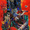 Jazz Orchestra 4 by George Pali