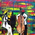 Jazz Performers by Glenda  Jones