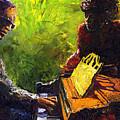 Jazz Ray Duet by Yuriy Shevchuk