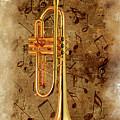 Jazz Trumpet by Karl Knox Images