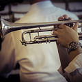 Jazz Trumpet New Orleans by Garry Gay