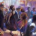 Jazz by Yuriy  Shevchuk