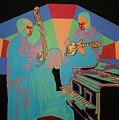 Jazzamatazz Band by Angelo Thomas