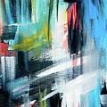 Jazzy Blues by Karen Mesaros