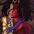 Jazzy Mama by Robina Kaira