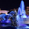J.c.nichols Fountain-9802b by Gary Gingrich Galleries