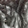 Jealous Girls by Wojtek Kowalski