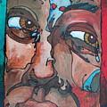 Jealousy To Wrath Road  by Ernie  Scott-  Dust Rising Studios