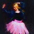 Jean Jacket Ballerina by Patti Parish
