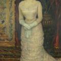 Jeanne Samary by Pierre Auguste Renoir