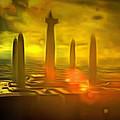 Jedi Temple - Pa by Leonardo Digenio