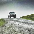 Jeep by Carlton Boyce
