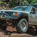 Jeep Cherokee by Tony Baca