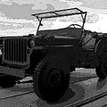 Jeep by David Lee Thompson