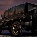 Jeep by Lonna Egleston