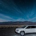 Jeep Under The Stars by Jim DeLillo
