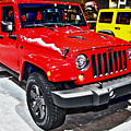 Jeep Wrangler X by Alan Look