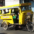 Jeepney 07 by Mike Holloway