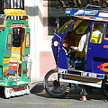 Jeepney 09 by Mike Holloway