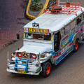 Jeepney Sr Sto Nino by James BO Insogna