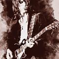 Jeff Beck - 01 by Andrea Mazzocchetti