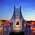 Jefferson Avenue Footbridge by Ryan Burton