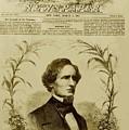 Jefferson Davis 1808-1889, First by Everett