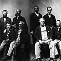 Jefferson Davis Trial by Granger