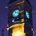 Jefferson Market Clock Tower by Ken Lerner