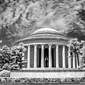 Jefferson Memorial by Anthony Sacco