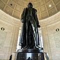 Jefferson Memorial Lll by Stewart Helberg