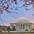 Jefferson Memorial by Lori Deiter