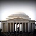 Jefferson Memorial by Tina Meador