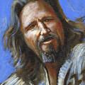 Jeffrey Lebowski - The Dude by Buffalo Bonker