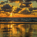 Jekyll Island Sunrise by Southern Photo