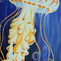 Jellyfish by Alexis Betourney