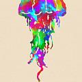 Jellyfish  by Prar Kulasekara