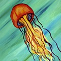 Jellyfish by WIlliam Gushue