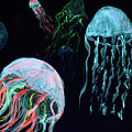 Jelly's Among Us  by Tina Law