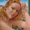 Jenn Cornelius by Jerrold Carton