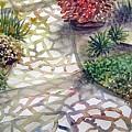 Jennifers Garden by Joanne Smoley