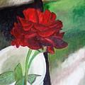 Jennifers Rose by Madeleine Prochazka